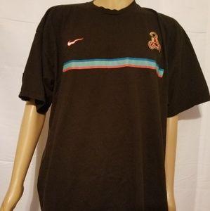 Rare Vintage MLS San Jose Clash Nike Shirt XL 2XL